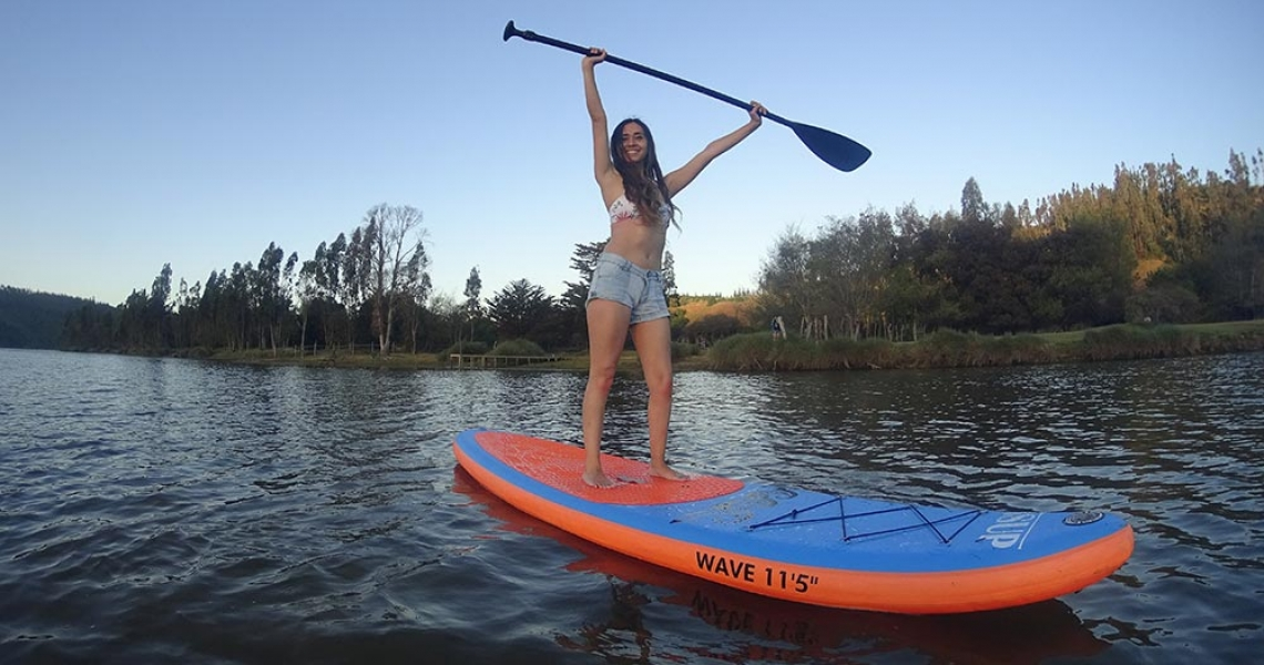Stand Up Paddle Y Surf